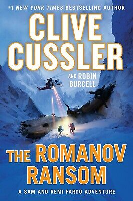 A Sam and Remi Fargo Adventure by Clive Cussler and Robin Burcell (eBooks,2017)