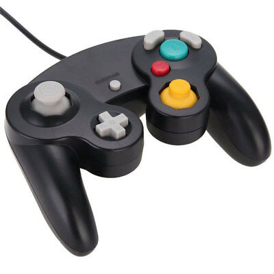 For NS GameCube USB Classic Wired Controller Pad toPC MAC Game Access NT