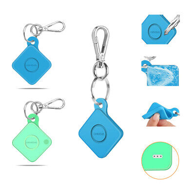 For Tile Mate 2018 2016 / Tile Pro Soft Silicone Case Skin Cover with Keychain