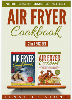 Air Fryer Easy to Prepare-2019 Cookbook-016 -Eb00k/PDF - Fast Ship
