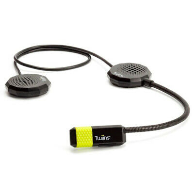 Twiins Hf2.0 Dual Bluetooth Stereo Motorcycle Headset For Phone And Music