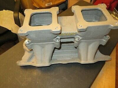 Small Block Chev WM9240P Weiand Action Plus Long Water Pump POLISHED