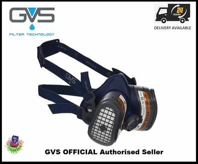 GVS Filter Technology SPR504 M/L Elipse A1P3 Dust and Organic Vapour Half Mask