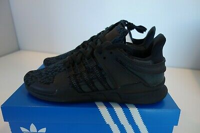size 40 buy buy popular $160 NEW M'S Adidas EQT Support ADV Black Running Athletic ...