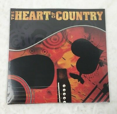 The Heart of Country (CD, 2009) Underwood Chesney Paisley McBride MORE! New