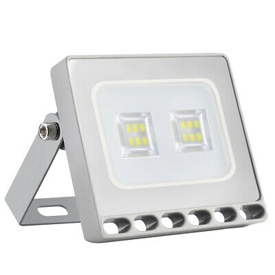 10W LED Floodlight Garden Lighting Outdoor Security Flood Lamp Day White IP65 UK