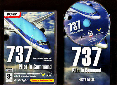 737 Pilot In Command. Great Expansion For Microsoft Flight Simulator 2004 On Pc!