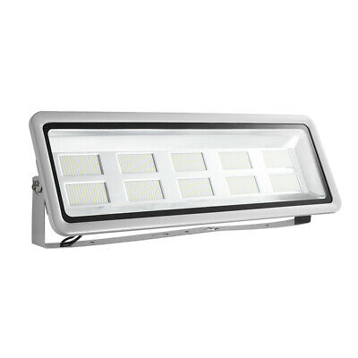 1000W LED Floodlight High Bright Outdoor Garden Security Flood Light Cool White