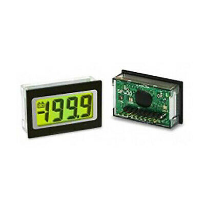 Lascar SP 400 3 1/2-Digit LED Voltmeter w/200 mV DC, LED backlit
