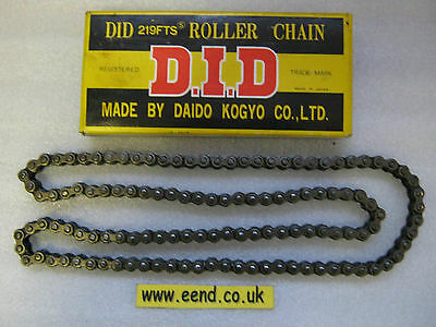 Did Cam Chain 219T 94L  For Honda Tl & Xl250  Cb750 F & K  From 71-79  Etc