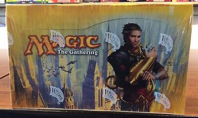 MTG Dragon's Maze FACTORY SEALED Display Box of 36 Booster Packs RUSSIAN