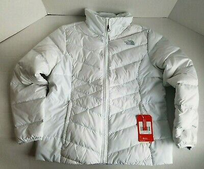 08b77be2d1c THE NORTH FACE Women's Alpz Down Jacket White XL