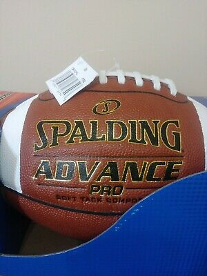 Spalding Advantage Pro Football NWT In Box. Full Size Recommended ages 14+