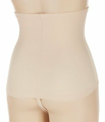 fee33541b599 TC Fine Intimates Just Enough Hi-Waist Thong 4138 Firm Nude Small * New