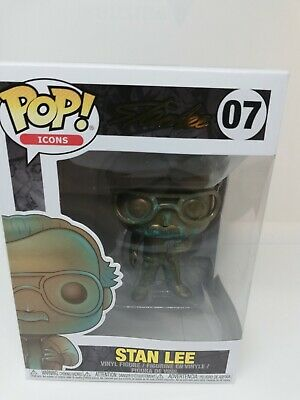 Funko POP ! Stan Lee Patina Icons 07 - Limited Edition