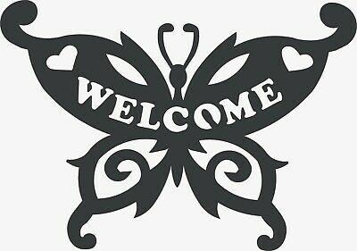 DXF FILE FOR CNC PLASMA ROUTER Laser Cut Vector DXF CDR Files -Butterfly  Welcome