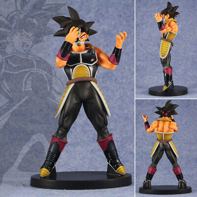 Collections Anime Toy Dragon Ball Z Masked Burdock Figurine Figure Statues 22cm