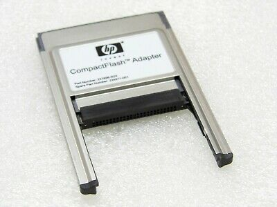 Hp Compact Flash Card Adapter Cf to Pcmcia (237696-b22/238911-001)