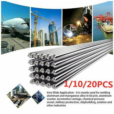 Easy Aluminum Welding Rods Wire Low Temperature No Need -----1/10/20PCS AUS