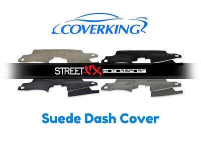 Coverking Suede Front Dash Cover for Chevy Astro
