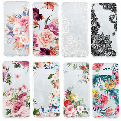 For Samsung Galaxy S10e S10 Plus A30 A50 Soft Silicone Painted TPU Case Cover
