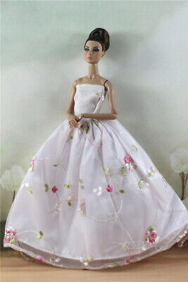 Fashion Princess Party Dress/Evening Clothes/Gown For 11.5in.Doll Z011