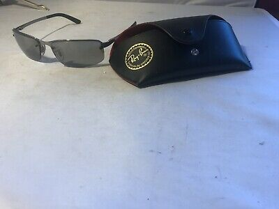 c052979503ff Ray Ban gradient polarized women sunglasses RB3239 004/82 58015 With Case.