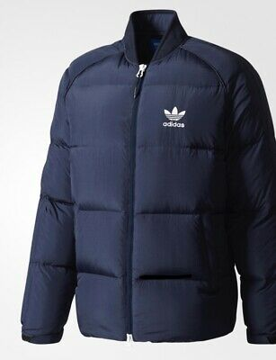 aa5765f4be86 ADIDAS MEN ORIGINAL SST Heavy Down Padded Jacket