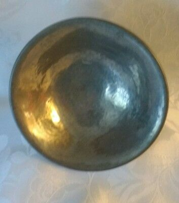 Liberty & Co pewter compote dish