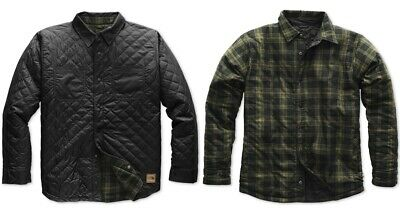 734a4c48c THE NORTH FACE FORT POINT INSULATED FLANNEL NF0A332Z37U MIL OLIVE ...
