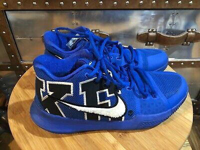 822c18be19e Nike Kyrie 3 III Duke Edition PE Royal Blue Black922027-001 US 9.5 Eu 43