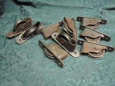Vintage Andersen Window Sash Pulleys Rustic Vintage 1929