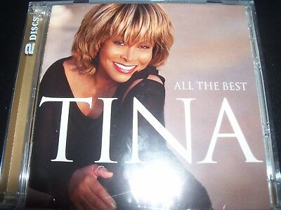 Tina Turner All The Best Very Best Of Greatest Hits (Australia) 2 CD – New