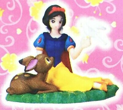 SR Disney Princess Mini figure Snow White and the Seven Dwarfs Snow White Yujin