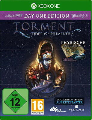 Torment: Tides of Numeria Day One Edition Microsoft Xbox One Game Spiel Neu OVP