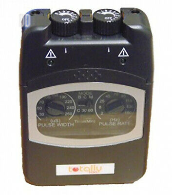 TENS Machine TPN Type Analogue Dual Channel by Totally - Natural Pain Relief