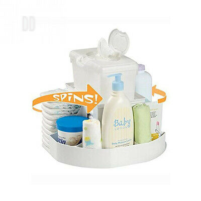 Dexbaby 'The Spin' Diaper Changing Station/Baby Nappy Stacker/Organiser
