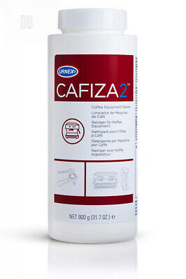 Urnex Cafiza2 Espresso Machine Cleaner Powder, 900G Tub