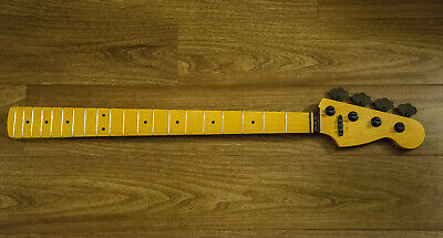 RELIC 4-STRING FENDER P-Bass Replacement Neck by Warmoth (Vintage Satin  Nitro)