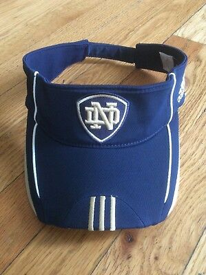3c63165e Authentic Adidas, Ncaa, Notre Dame Fighting Irish (Adjst. Strap-Back)
