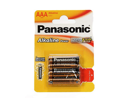 Panasonic POWER LR03 AAA  pilas alcalinas