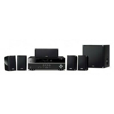 Yamaha 5.1CH Home Theatre Package - YHT-1840 (Black)