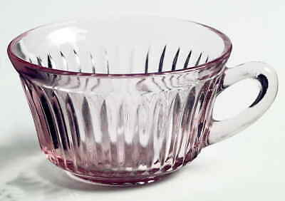 Anchor Hocking QUEEN MARY PINK Cup 6403