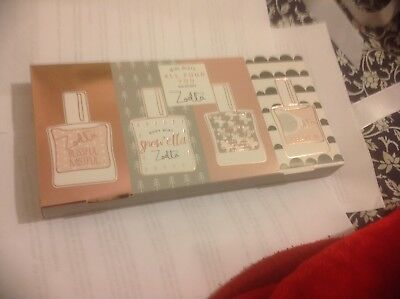 Zoella Snowella All Four You Mini Mist Set/Birthday/New/HOLIDAYS/Party/Easter.