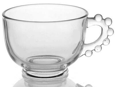 Imperial Glass Ohio CANDLEWICK CLEAR (STEM #3400) Punch Cup 237059