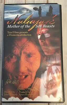 Nuliajuk * Mother Of The Sea Beasts * Directed By John Houston Autographed