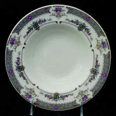 Minton PERSIAN ROSE (CONTEMPORARY) Rimmed Soup Bowl 333773