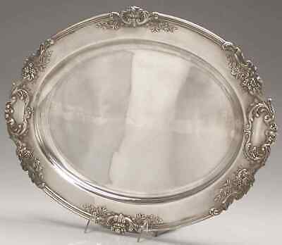 Reed & Barton FRANCIS I (STERLING) Small Oval Platter 3647158