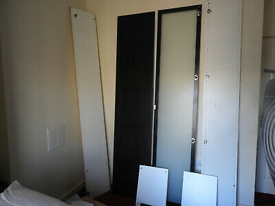 IKEA PAX BERGSBO Wardrobe doors and other parts Dark Brown