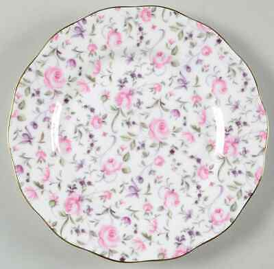 Royal Albert ROSE CONFETTI Bread & Butter Plate 9359766